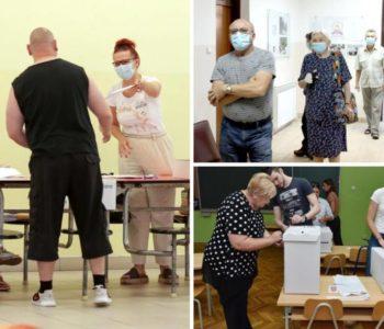 Na izborima u Hrvatskoj dobar odaziv – Koronavirus nije omeo izlaznost