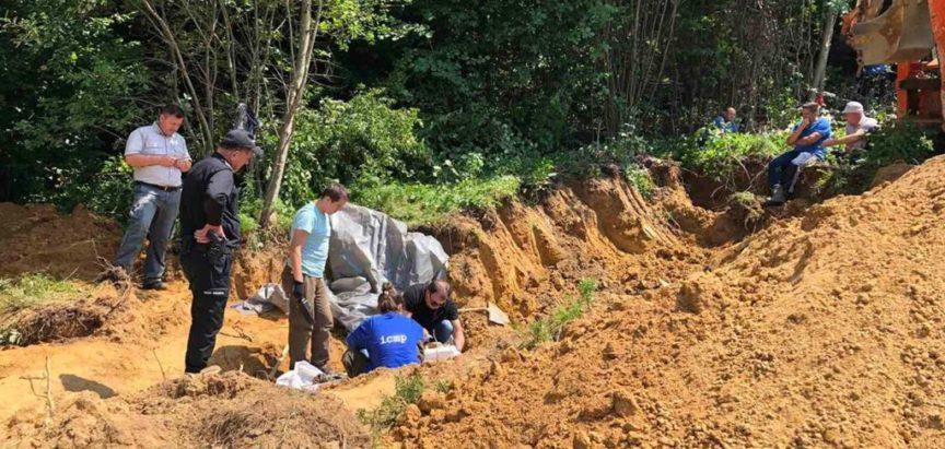 Na Rostovu kod Bugojna završena ekshumacija 4 ubijena Hrvata