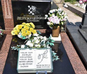 NAJAVA: Obilježavanje obljetnice pogibije Šimuna Fofića-Fofe