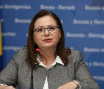 "Verbalni napad na ministricu Gudeljević zbog riječi ""ravnatelj"""