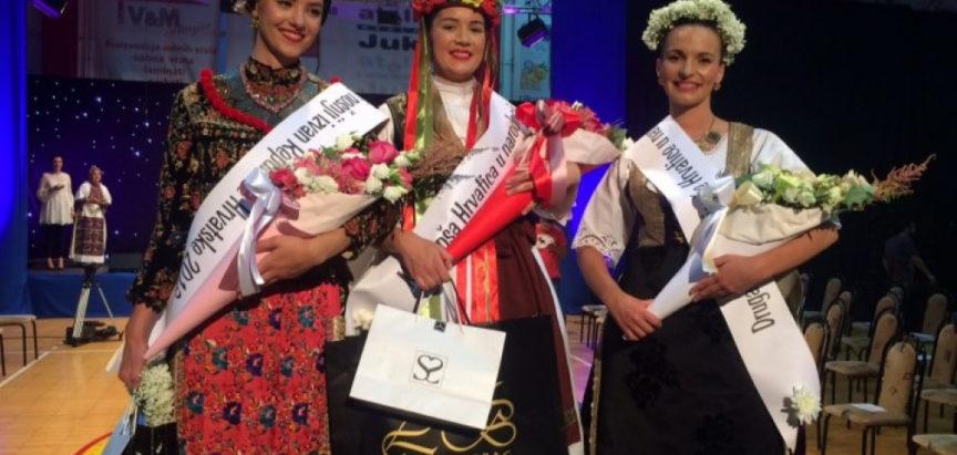 Izbor najljepše Hrvatice u narodnoj nošnji ove godine u online formatu
