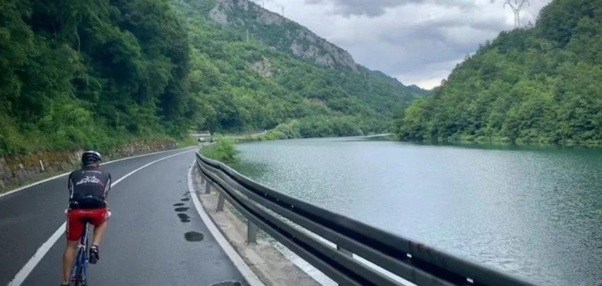 Zanimljiva biciklistička vožnja od 320 km koja se vozila i preko Rame