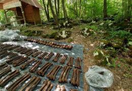 Završena ekshumacija posmrtnih ostataka iz jame Jazovka