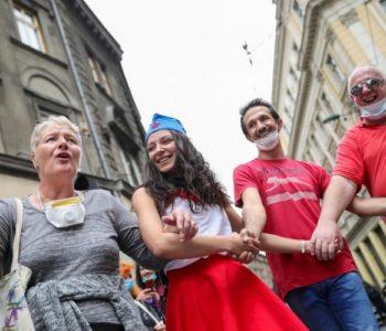 Organizatorima kaznene prijave: Prekršili epidemiološke mjere prosvjedom u Sarajevu protiv mise za žrtve Bleiburga