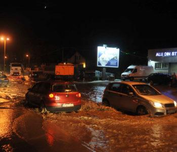 Olujno nevrijeme i poplave u Tuzli