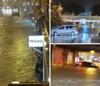 Potop paralizirao Zagreb