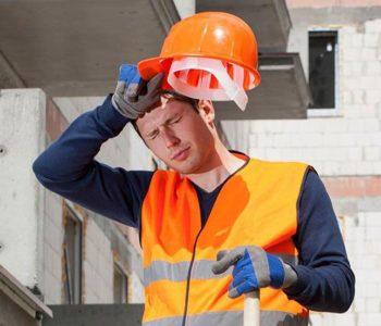 Zaštiti radnika od visokih temperatura