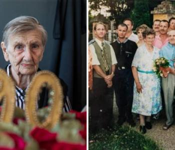 Žena koja je rodila 22 djece proslavila 90. rođendan
