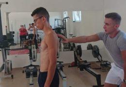 Ramski veslači dobivaju stručnu pomoć fizioterapeuta