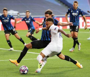 Atalanta vodila do 90., PSG u polufinalu!