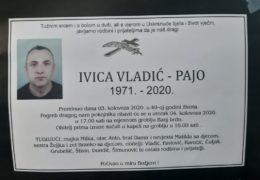 Ivica Vladić – Pajo