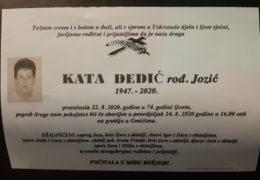 Kata Dedić