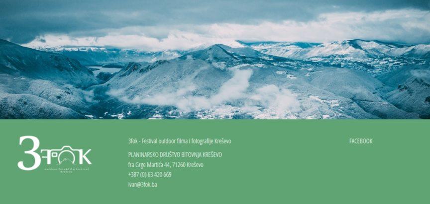 REZULTATI 2020: Outdoor foto&film festival Kreševo