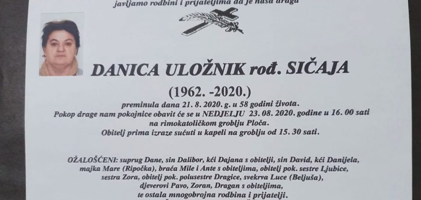 Danica Uložnik