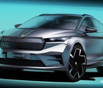 Novi Škodin električni SUV Enyaq dizajnirao Mostarac
