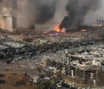 BROJ ŽRTAVA RASTE: U stravičnim eksplozijama u Beirutu 73 mrtvih i tisuće ozlijeđenih