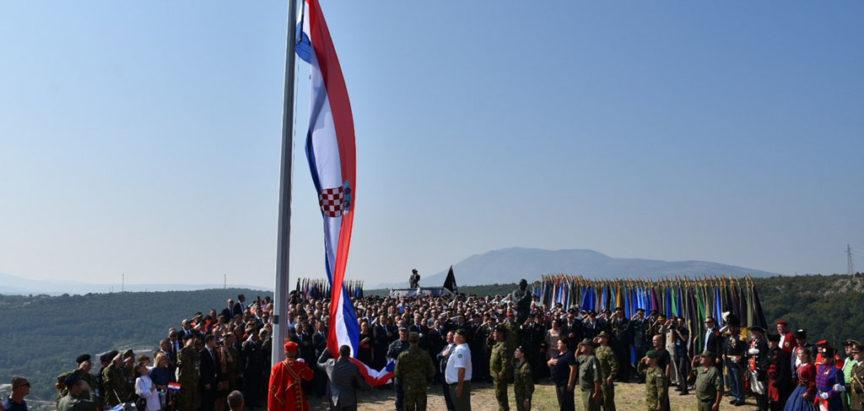 Hrvatska slavi Dan pobjede i domovinske zahvalnosti te dan branitelja
