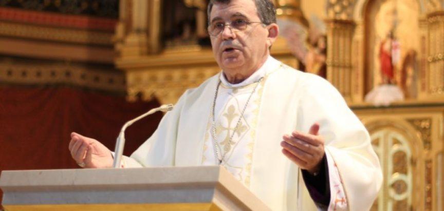 Misu u novoj crkvi na Risovcu služit će nadbiskup Tomo Vukšić