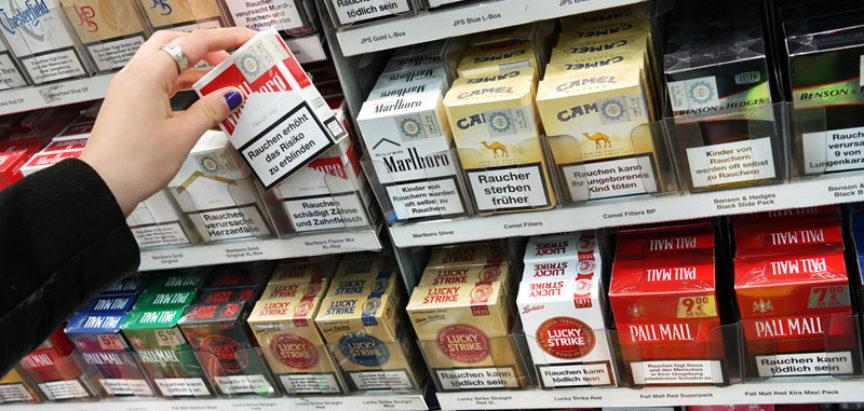 NOVA PRAVILA: U Hrvatsku možete unijeti samo dvije kutije cigareta