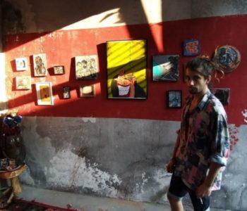 MOSTAR: Očistio i dezinficirao prostor od smeća, pa napravio izložbu