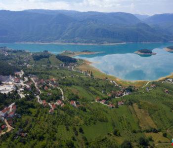 Foto/video: Podbor – Uređenje puta kroz Podbor do Lagune