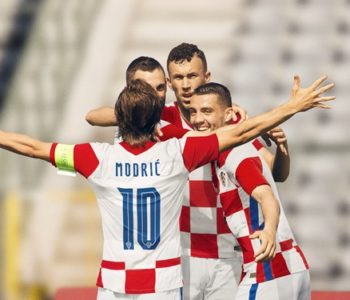 HNS PREDSTAVLJA: Nova vatrena kolekcija za nove uspjehe Hrvatske