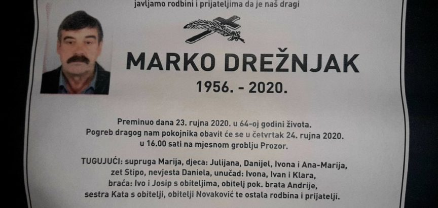 Marko Drežnjak