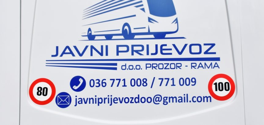 Javni prijevoz d.o.o.: Obavijest o privremenoj odgodi održavanja javnog prijevoza građana