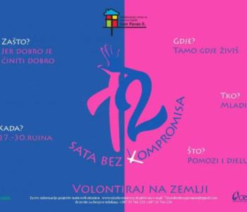 """Međunarodi volonterski projekt """"72 sata bez kompromisa"""" u Prozoru-Rami"""