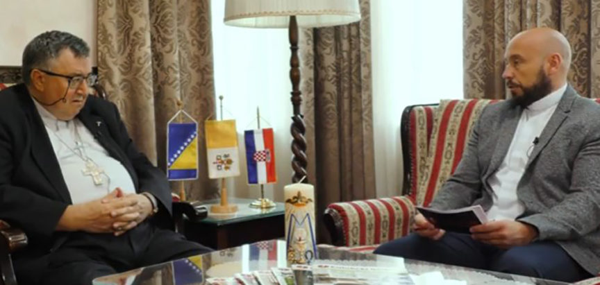 Kardinal Vinko Puljić podnosi ostavku na funkciju nadbiskupa vrhbosanskog