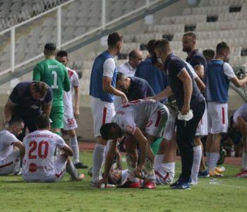 Častan poraz Zrinjskog na Cipru nakon lutrije jedanaesteraca