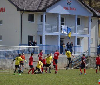 HNK Rama: Seniori osvojili bod u Neumu, pioniri postigli 10 golova