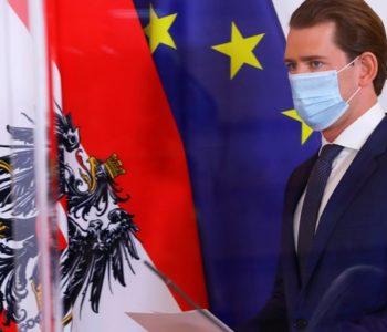 """Austrija uvela drugi """"lockdown"""""""