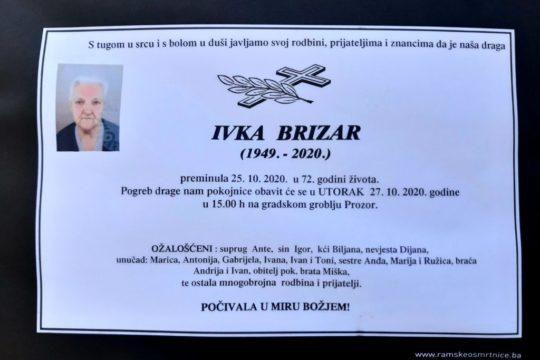Ivka Brizar