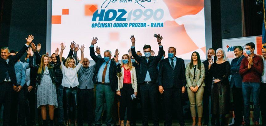 HDZ 1990 pobjednik lokalnih izbora u općini Prozor-Rama