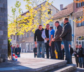 FOTO: Obilježen Dan obrane grada Prozora