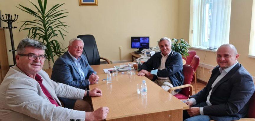 Generalni konzul Republike Hrvatske u Mostaru dr. sc. Marko Babić posjetio općinu Prozor-Rama