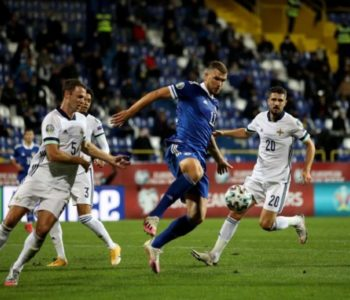 Nogometna reprezentacija BiH poražena od Sjeverne Irske