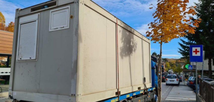 Dom zdravlja Rama dobio kontejner za potrebe trijaže
