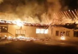 VATRA NOĆAS GUTALA DIO SVETIŠTA U MARIJI BISTRICI: Izgorjela dvorana za mlade, a teško su oštećeni i još neki objekti