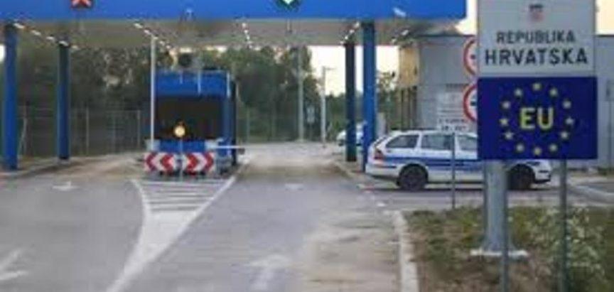 Hrvatska produžila odluku o zabrani prelaska granica