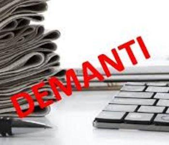 Demanti na tekst objavljen u Ramskom vjesniku
