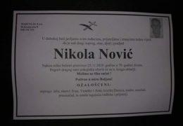 Nikola Nović