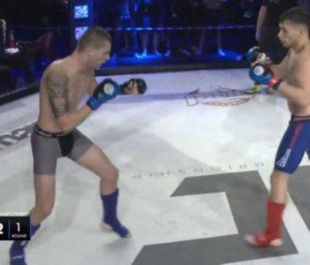Neriješeno finale NFCA (boks) za Tomislava Sičaju u Zagrebu