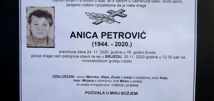 Anica Petrović