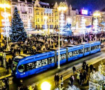 """""""Advent u Zagrebu – Osjetite svjetlost"""" od 28. studenog"""