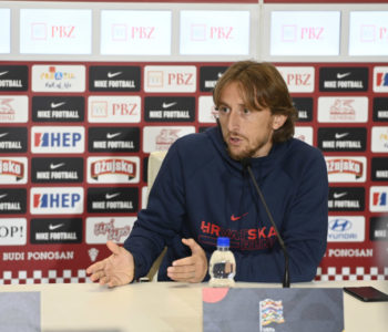 Zlatko Dalić i Luka Modrić odradili su konferenciju za medije  uoči susreta s Portugalom.