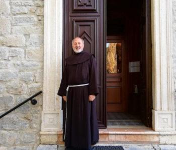 Što je sreća – zna redovnik s otočića Visovca