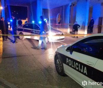 MOSTAR: Jedna osoba ubijena u blizini zgrade MUP-a