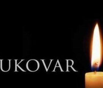 Obilježavanje Dana sjećanja na žrtve Vukovara i Škabrnje